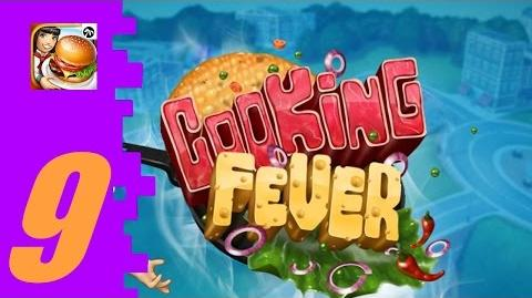 Cooking Fever (Part 9) Start of the Bakery! Levels 1-5