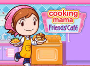 Cooking Mama Friends'Cafe 1