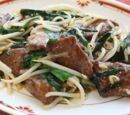Sauteed Liver & Chives