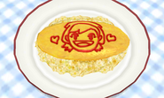Omelet Risotto