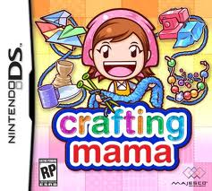 Crafting Mama Is One Of The Many Spin Off Games Has Been Featured In It Came On October 26th Coming Around Same Time As Babysitting