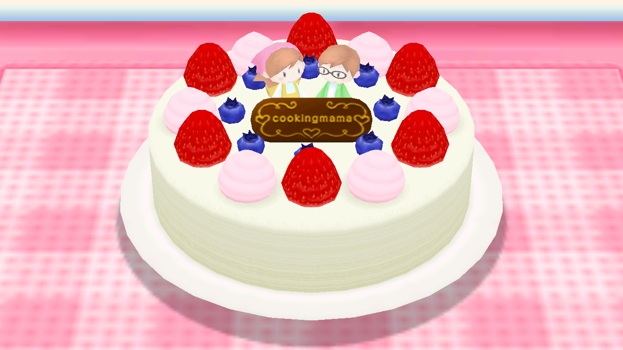 Image result for cooking mama images cake