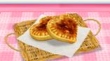 Heart Apple Pie