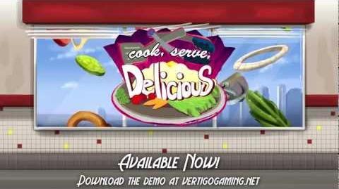 Cook, Serve, Delicious! Gameplay Basics