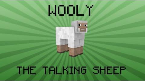 MinecraftShorts WOOLY THE TALKING SHEEP