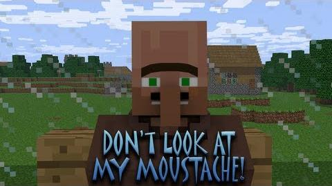 Don't Look At My Moustache!
