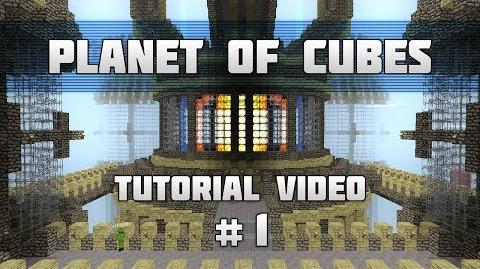 Planet of Cubes Tutorials How to play the game! Gameplay Overview to v.1.2.2! Tips and Strategies!