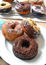 Baked-Buttermilk-and-Double-Chocolate-Doughnuts-Recipe-The-Law-Students-Wife-3