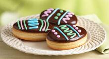 Tim horton easter donut