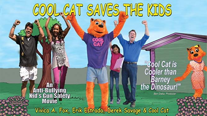 Cool Cat Saves the Kids | Cool Cat Wiki | Fandom