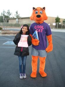Cool Cat and Maria