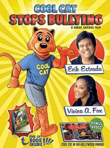 Cool Cat Stops Bullying cover
