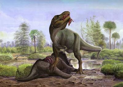 SergeyKrasovskiyTyrannosaurus2