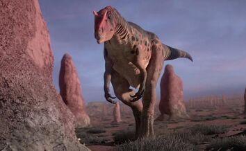Allosaurus 1