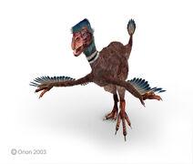 Incisivosaurus buck tooth