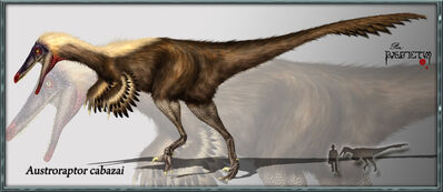 Austroraptor cabazai by karkemish00