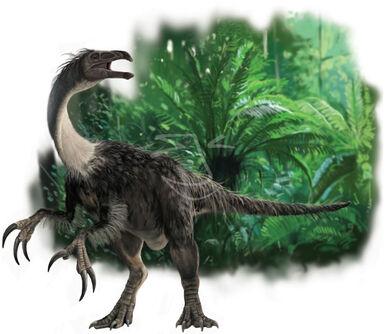 Segnosaurusbackground--cretaceous dino