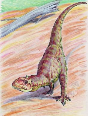 294px-Majungasaurus DB