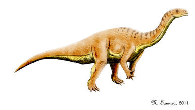 Leonerasaurus by ntamura-d38wisv