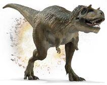 AlbertosaurusPrimeval