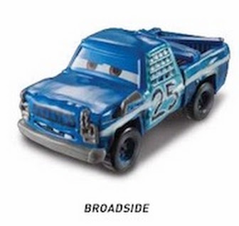 Broadside coolection tv wiki fandom powered by wikia - Coloriage cars 3 thunder hollow ...