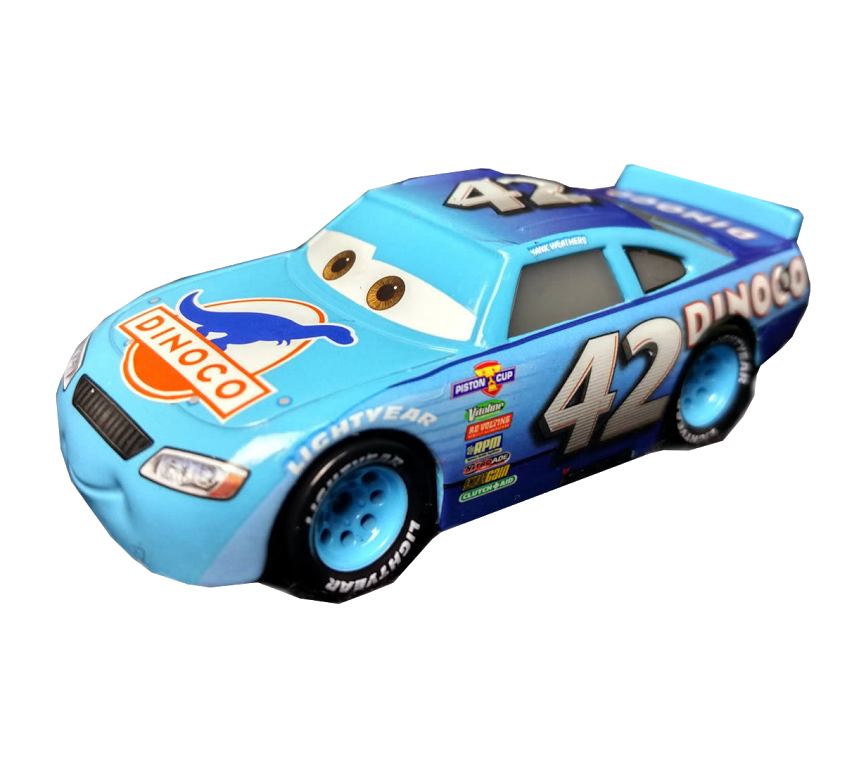 Disney Pixar Cars 3 Cal Weathers 42 Dinoco Die Cast Car New Mattel 2017 Hank Toys Hobbies Keymouseit Com