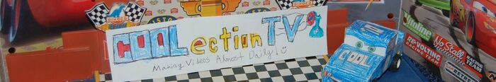 Coolection tv banner