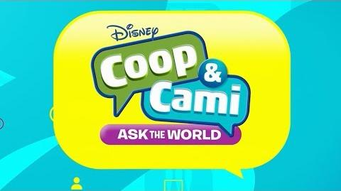 Coop & Cami Ask the World Teaser - Disney Channel