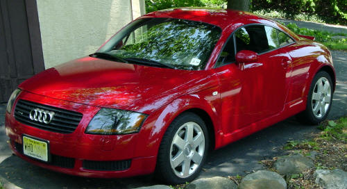 Audi Tt Coupe 1998 Cooper World Wikia Fandom Powered By Wikia