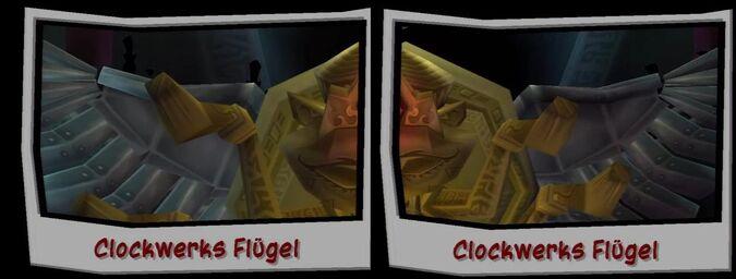 Clockwerks Flügel