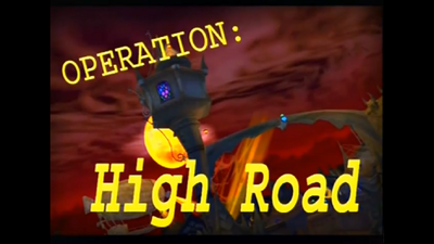 Operation High Road