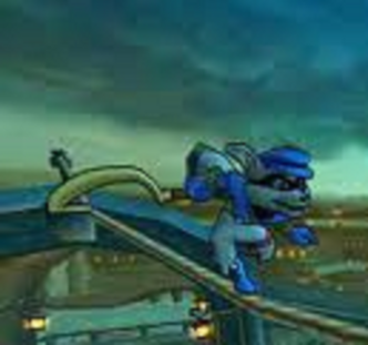 Sly Cooper2