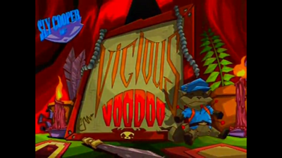 3. Sly Raccoon Episode Vicious Voodoo