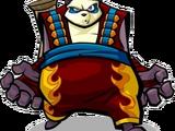 Der Pandakönig