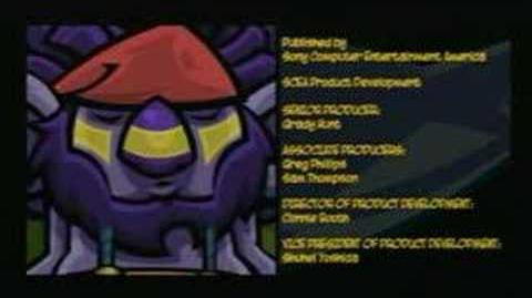 Sly 3 Honor Among Thieves - Sly 3 End Credits