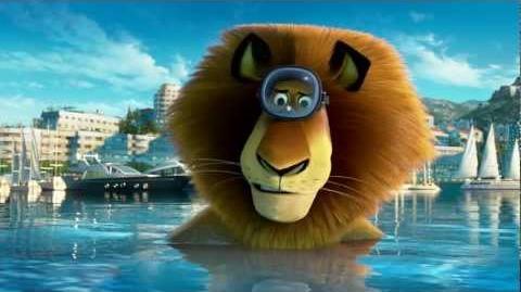 Madagascar 3 Flucht durch Europa - Deutscher Trailer