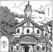 Four-leaf clover house