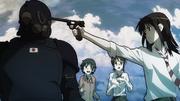 Ibara Naruse Firearmed