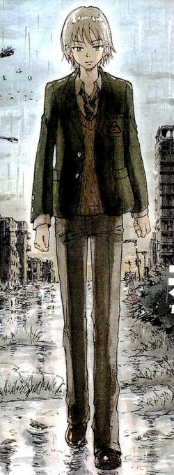 Haruto Kurosawa Manga Infobox