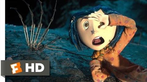 Coraline - Scene 10 of 10 - The Creepy Hand