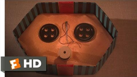 Coraline - Scene 7 of 10 - Buttons for Eyes