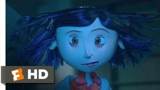 Coraline (2 10) Movie CLIP - Passage to the Other World (2009) HD