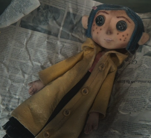 Coraline Doll 1