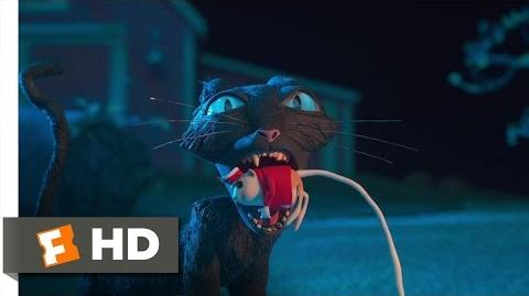 Coraline - Scene 8 of 10 - Good Kitty