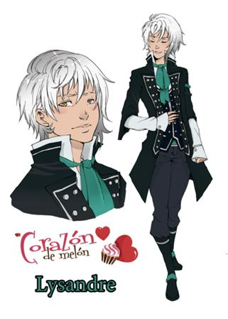 Lysandro Wiki Corazón De Melón Fandom Powered By Wikia