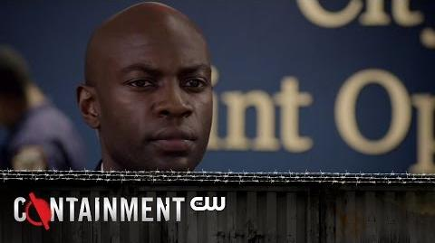 Containment 1.02 I To Die, You To Live Sneak Peek