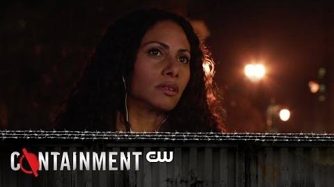Containment - Season 1 - Christina Moses Interview