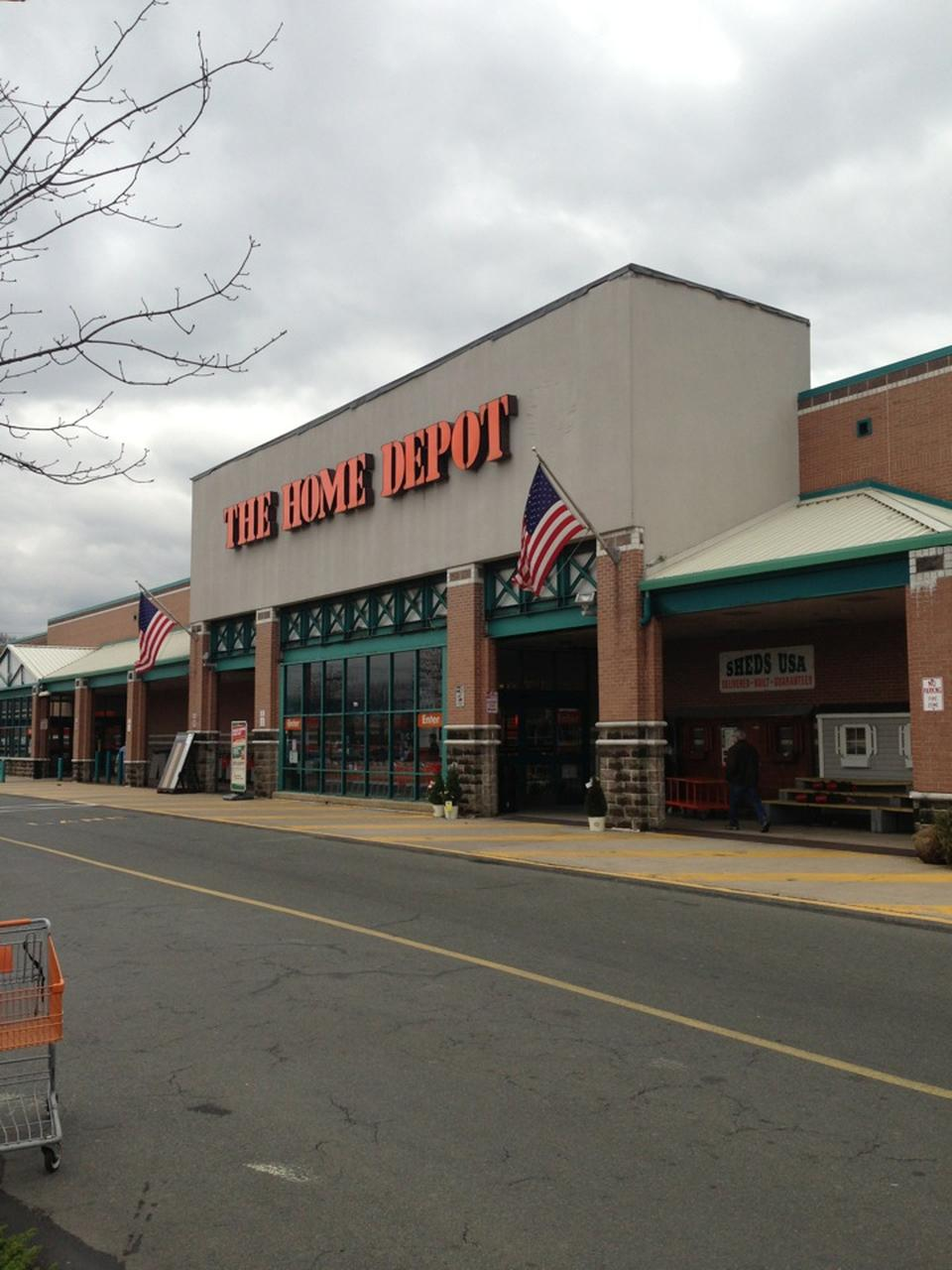 The Home Depot Nassau Park Pavilion Shopping Center In Princeton NJ
