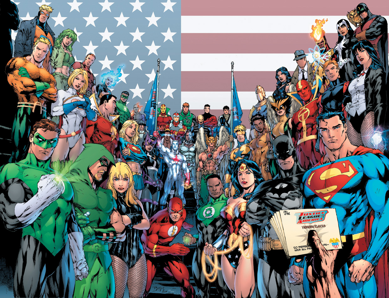 Justice League Of America | /co/ Recommended Comics Wiki | FANDOM ...