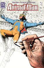 Animal man 05 cover